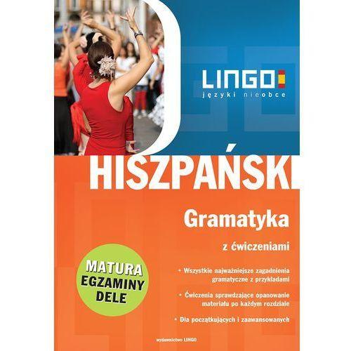 Hiszpański Gramatyka z ćwiczeniami Repetytorium - Danuta Zgliczyńska, Lingo