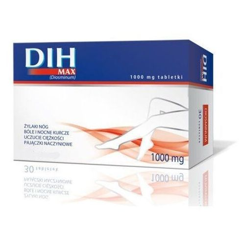 Hasco-lek Dih max 1000mg x 30 tabletek - Bardzo popularne