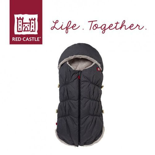 Śpiwór zimowy do wózka i fotelika babynest 0-6m heather grey, marki Red castle