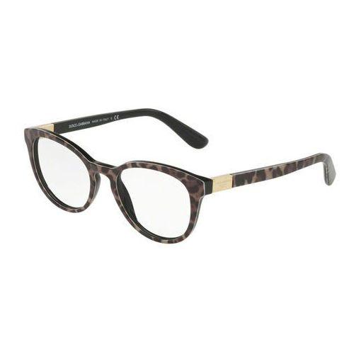 Dolce & gabbana Okulary korekcyjne dg3268 1995