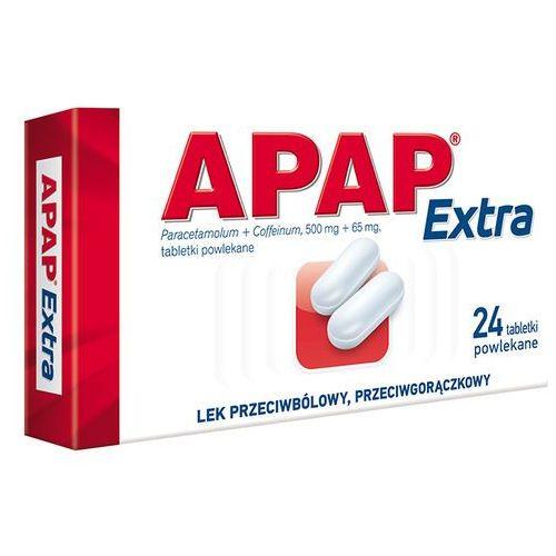 Apap Extra 24 tabletek (5909991107147)