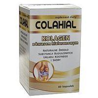 Kapsułki Colahial - kolagen kwas hialuronowy chondroityna 60 kaps.