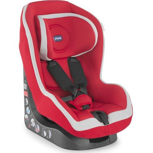 Chicco Fotelik samochodowy Go-one Red - DARMOWA DOSTAWA!!!, 04079818700000