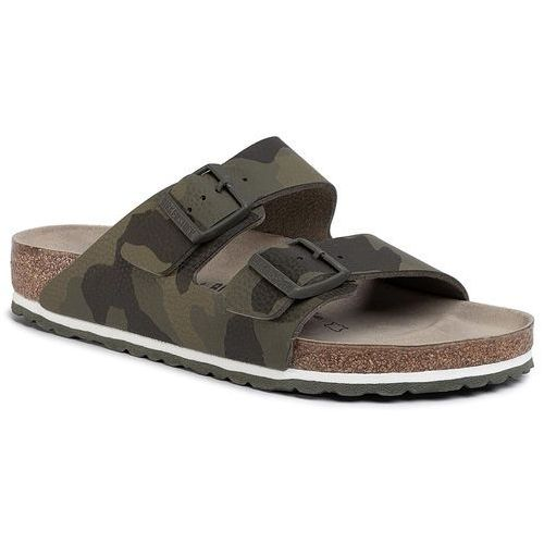 Klapki BIRKENSTOCK - Arizona Bs 1015510 Desert Soil/Camo Green, kolor zielony