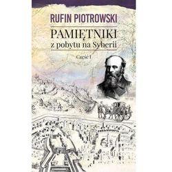 Pamiętniki, dzienniki i listy  Piotrowski Rufin