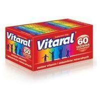 Drażetki VITARAL x 60 drażetek