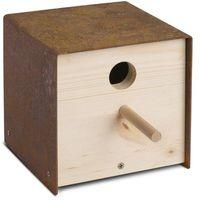 Budka dla ptaków Keilbach Twitter naturalna, 063101