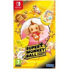 Super monkey ball banan blitz hd marki Sega