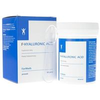Proszek ForMeds F-HYALURONIC ACID Kwas hialuronowy 42g proszek - suplement diety