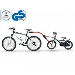 Peruzzo Trail angel - drążek do holowania rowerka dziecięcego