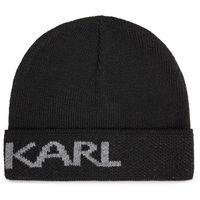 Czapka KARL LAGERFELD - 805601 592322 Black 990