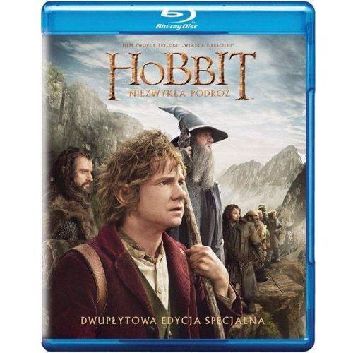 Hobbit: niezwykła podróż. edycja specjalna (2 blu-ray) Warner bros