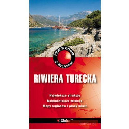 Przewodnik z atlasem Riwiera Turecka (2009)