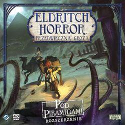 Galakta Eldritch horror: przedwieczna groza - pod piramidami