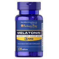 Tabletki Melatonina 3mg 120 tabl.