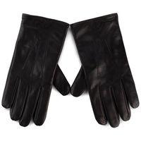 Rękawiczki Męskie EMPORIO ARMANI - 624515 9A241 00020 Nero