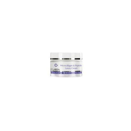 Certus collagen, luksusowy krem mikrokolagenowy z peptydami, 50ml Clarena