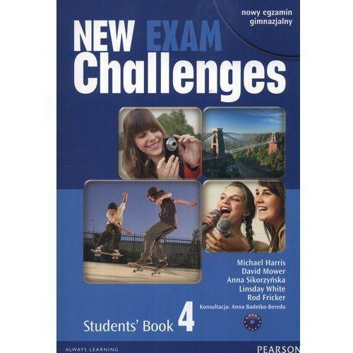 New Exam Challenges 4 - Student's book (+ Exam Help) (120 str.)