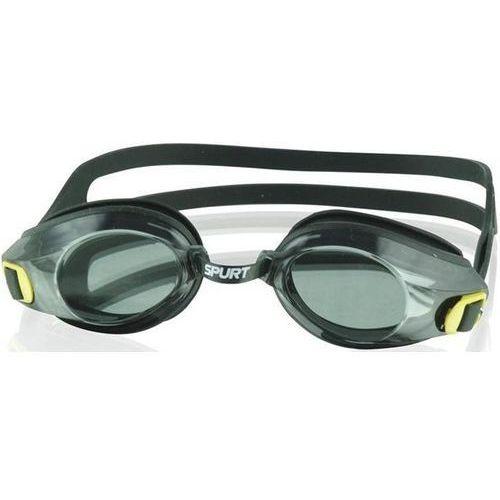 Okulary pływackie SPURT A-1 AF Czarny