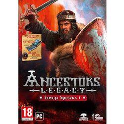 Ancestors legacy - edycja limitowana pl pc marki 1c company