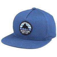 czapka z daszkiem BURTON - Underhill Dark Slate (020) rozmiar: OS