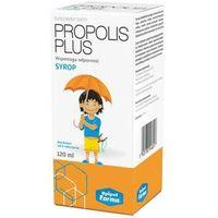 Propolis Plus syrop - 120 ml (5903780048017)