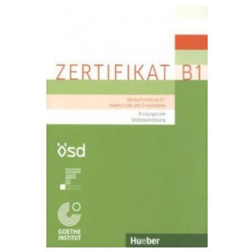 Zertifikat B1 Prufungsziele Testbeschreibung (232 str.)
