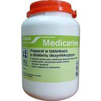 Ecolab Medicarine - preparat w tabletkach o działaniu dezynfek. 300 tab.