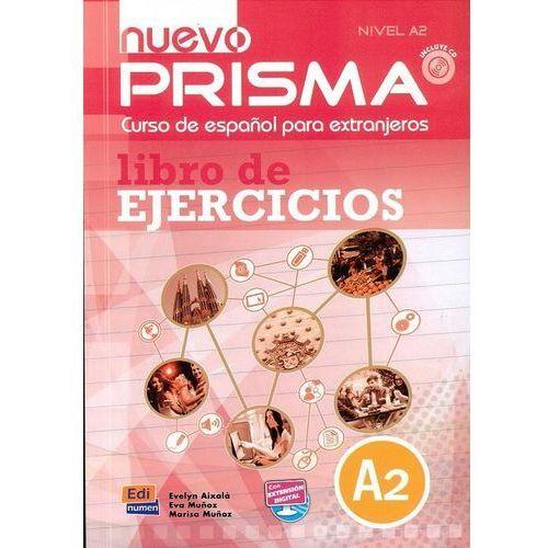 Nuevo Prisma nivel A2 ćwiczenia, oprawa miękka