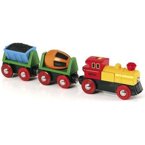 lokomotywa + 2 wagony 33319 marki Brio