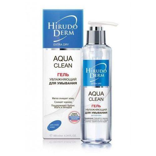 Hirudo derm Żel do mycia twarzy nawilżający hirudoderm aqua clean