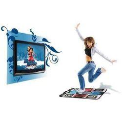 Dance mat Mata do tańczenia stepmania (36 utworów + gra na refleks) - podłączana do tv.