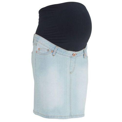 335c4459f22d ... Spódnice ciążowe  Spódnica ciążowa dżinsowa