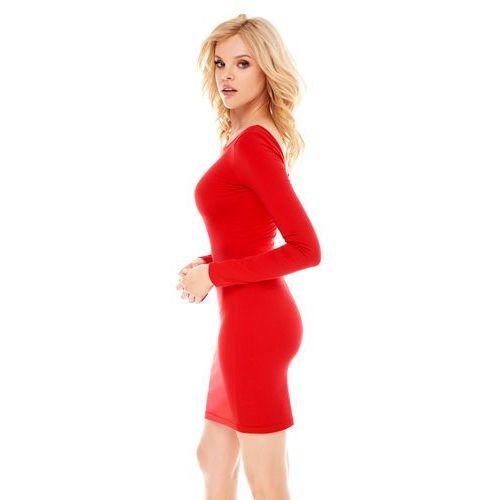 Sukienka Nikita w kolorze czerwonym, kolor czerwony