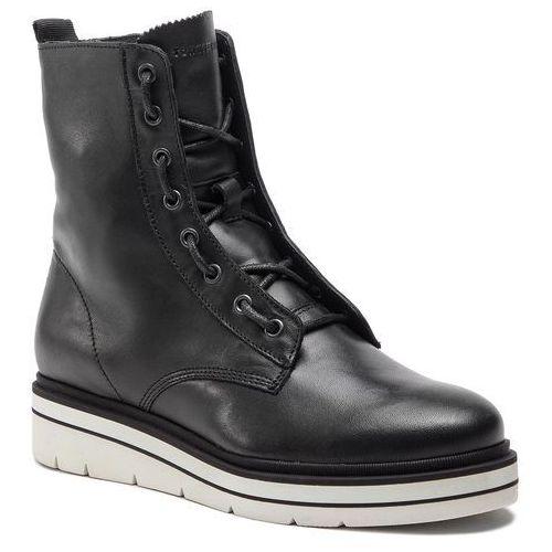 4e6a6f24eec89 Tommy Hilfiger Botki TOMMY HILFIGER - Sporty Feminine Boot FW0FW03984 Black  990, w 6 rozmiarach