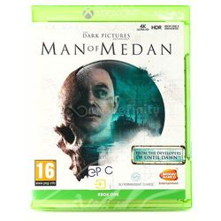 The Dark Pictures Anthology Man Of Medan (Xbox One)