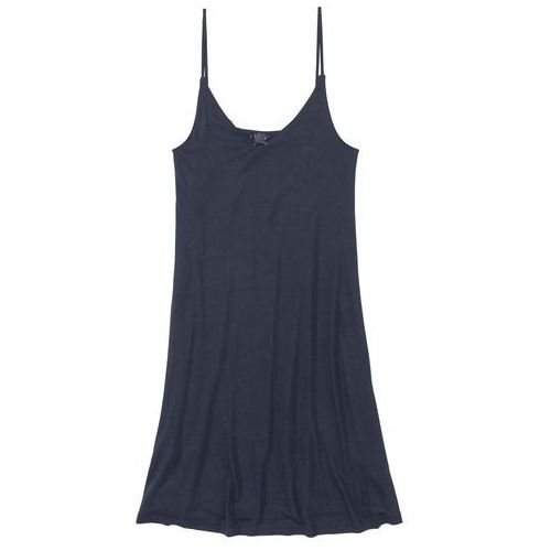 cd5b3d8fcc4dda Koszula nocna z wiskozy bonprix ciemnoniebieski, w 9 rozmiarach - Foto Koszula  nocna z wiskozy