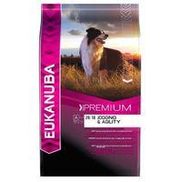 Eukanuba premium performance jogging & agility 15kg