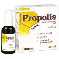 Krople Propolis 10% roztw.etanol. krople - 45 ml