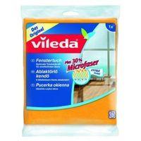 VILEDA Pucerka okienna plus 30% Mikrofibry