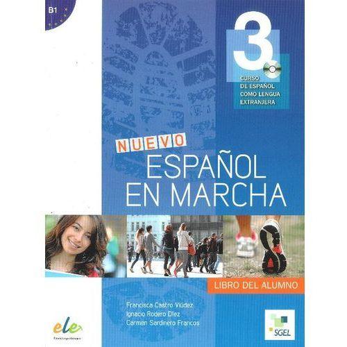 Nuevo Espanol en marcha 3 podręcznik CD audio (184 str.)