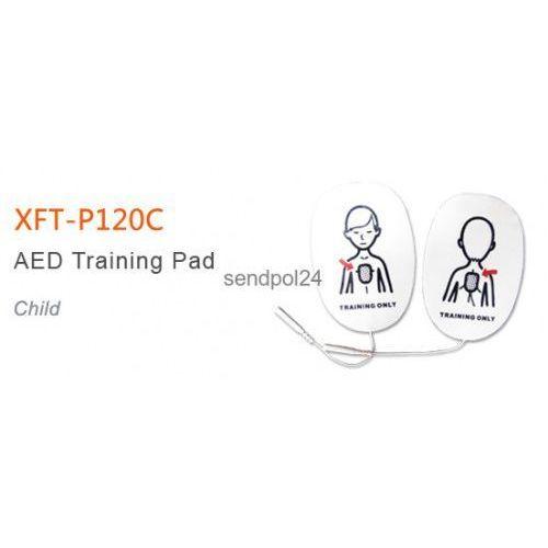Maski twarzowe PRESTAN 50 szt., XFT-P120C Elektrody do AED treningowego dla dziecka