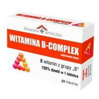 Tabletki WITAMINA B COMPLEX x 50 tabletek
