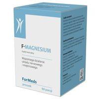 Proszek ForMeds F-MAGNESIUM Cytrynian Magnezu 36g proszek - suplement diety