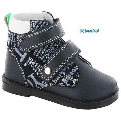 Buty profilaktyczne dla dzieci Bartek tomcio.pl - obuwie profilaktyczne dziecięce