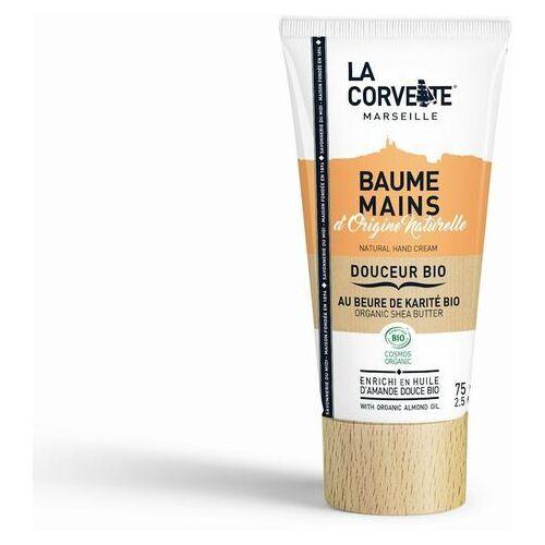La corvette Balsam do rąk masło shea - słodki migdał eco 75 ml - Promocja
