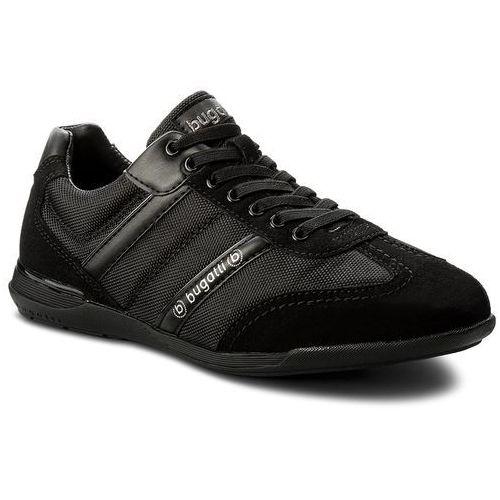 Sneakersy BUGATTI - 321-16801-6900-1000 Black, w 4 rozmiarach