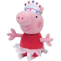 Ty beanie babies świnka - baletnica 15 cm marki Peppa