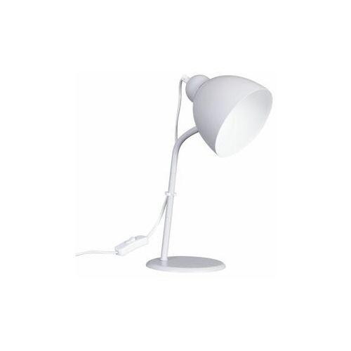 Lampka biurkowa Leo szara E27 Inspire