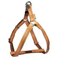 Zolux Szelki regulowane Mac Leather 20mm Żółte [522060JA], 6305 (1915148)